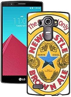 LG G4 Case,Newcastle Brown Ale 1 Black LG G4 Shell Phone Case,Unique Cover