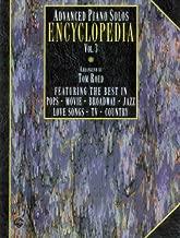 Advanced Piano Solos Encyclopedia, Vol 3