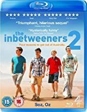 The Inbetweeners 2 (2014) ( The In betweeners Two ) [ Blu-Ray, Reg.A/B/C Import - United Kingdom ]