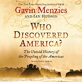 Who Discovered America? cover art