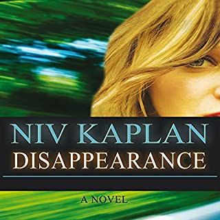 Disappearance audiobook cover art