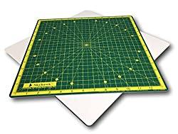"professional Skyhawk 14 x 14"" self-healing mat, 360 ° rotation"