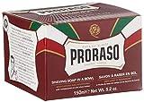 Proraso Red Sapone Da Barba Rasierseife, 150 ml -