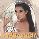 Kim Kardashian Calendar 2022: Gifts for Yourself, Friends and Family with 16-month Mini Calendar 8.5x8.5 inches