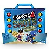 Hasbro Gaming - Juego de mesa Conecta 4 Shots (Hasbro E3578175)