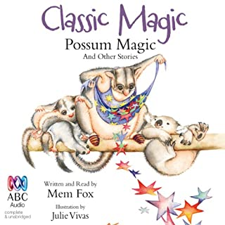 Classic Magic                   By:                                                                                                                                 Mem Fox                               Narrated by:                                                                                                                                 Mem Fox                      Length: 45 mins     1 rating     Overall 5.0