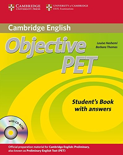 Objective PET/Second Edition/Self-study Pack/m....