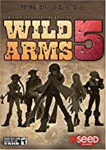 Wild Arms 5: Prima Official Game Guide (Prima Official Game Guides)