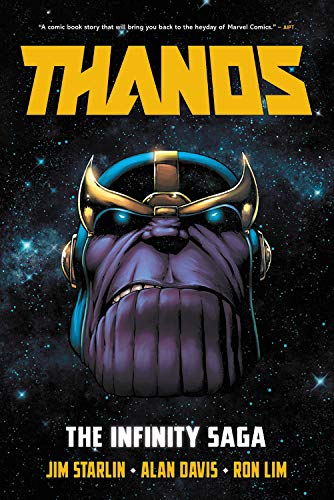 Compare Textbook Prices for Thanos: The Infinity Saga Omnibus  ISBN 9781302926366 by Marvel Press Book Group