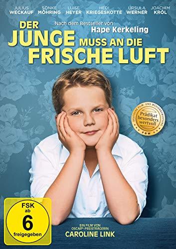 Der Junge muss an die frische Luft [Alemania] [DVD]