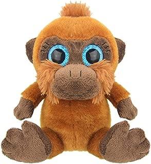 Wild Planet K8170 Orbys Orangutan Plush Toy, 18 cm, Multicolour