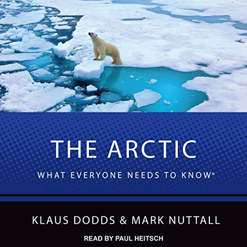 The Arctic audiobook cover art
