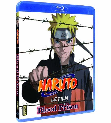 Naruto Shippuden-Le Film : Blood Prison [Combo Blu-Ray + DVD]