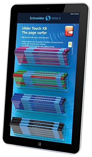 Schneider Slider Touch XB 02786 Presentatieunit, met 50 stiften
