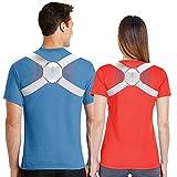 NOYMI Smart Posture Corrector Belt for Men Women Child Adjustable Magnetic Smart Electric