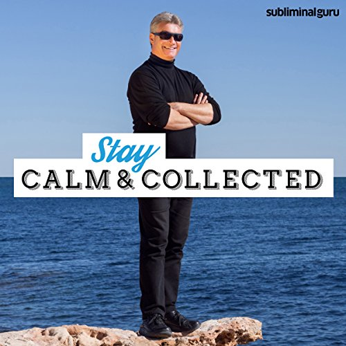 Stay Calm and Collected audiobook cover art