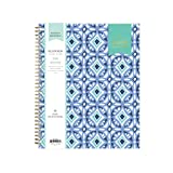 Day Designer for Blue Sky 2020 Weekly & Monthly Planner, Flexible Cover, Twin-Wire Binding, 8.5' x 11', Frosted Tile