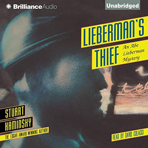 Lieberman's Thief cover art