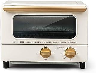 JEANMISS Mini Four, Four Grille-Pain, Petit Four, Ramasse-Miettes Amovible, 1000 W, 10 litres, 2 Interrupteurs Rotatifs, M...