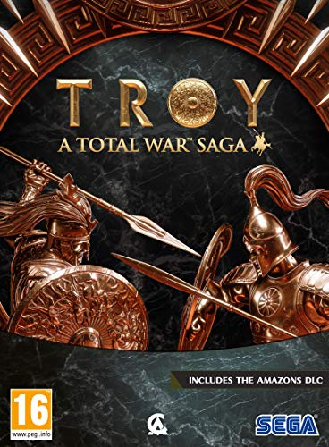 Troy: A Total War Saga Limited Edition PC DVD