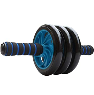 Ab Roller Wheel Ab wheel abdomen/trainer exercise roller and knee pad, comfortable handle, strength training abdominal mus...