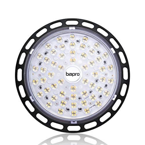 200W 20000LM Lámpara Industrial, 6500K Led Iluminación Comercial UFO LED Lámpara Alta...
