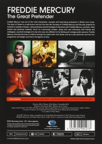 The Great Pretender [DVD] [2012] [NTSC]