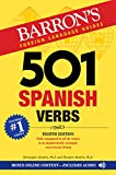 501 Spanish Verbs (Barron's 501 Verbs) (English Edition)