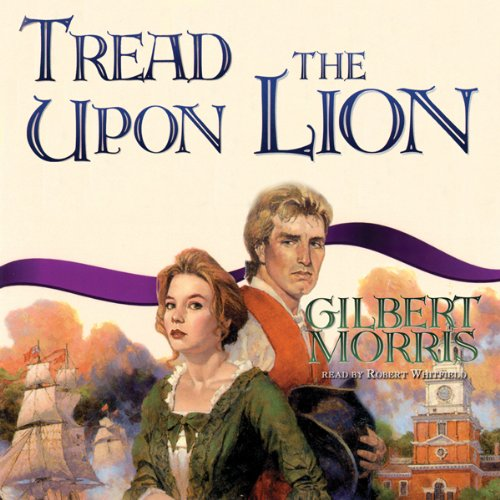 Couverture de Tread upon the Lion