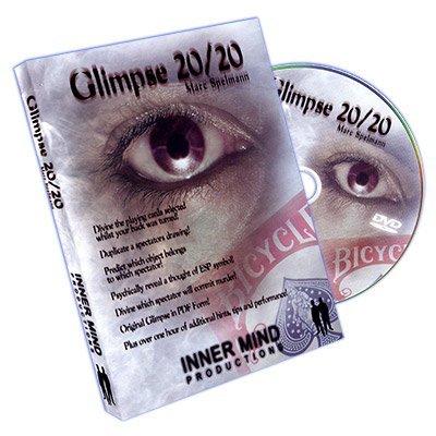 Glimpse 20 20 by Marc Spelmann - DVD