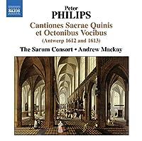 Cantiones Sacrae Quinis Et Octonibus Vocibus (Antw