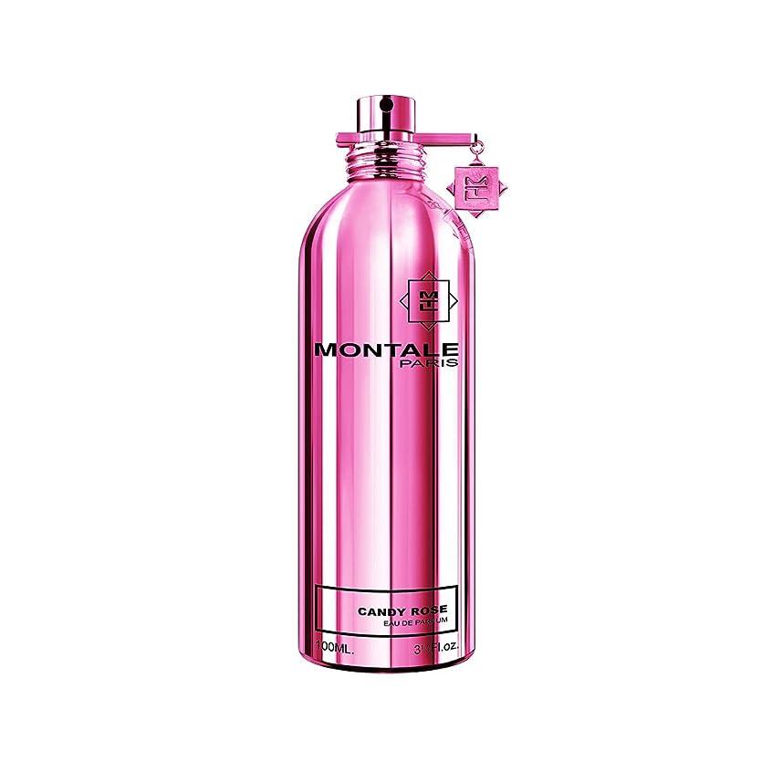 代名詞菊時代遅れMontale Candy Rose by Montale Eau De Parfum Spray 3.4 oz / 100 ml (Women)