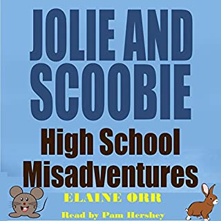 Jolie and Scoobie High School Misadventures cover art