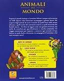 Zoom IMG-1 animali del mondo ediz illustrata