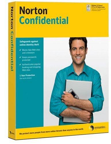 Norton Confidential (PC CD) [import anglais]