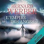 L'Empire des Anges audiobook cover art