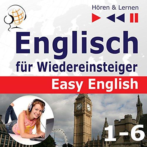 Englisch für Wiedereinsteiger. Easy English 1-6 Titelbild