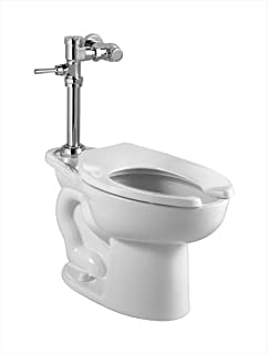 American Standard 2854.128.020 Madera ADA 1.28 GPF EverClean Toilet with Manual Flush Valve, White
