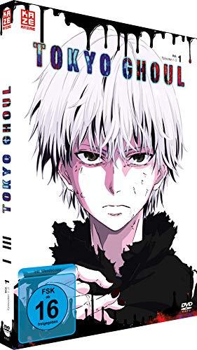 Tokyo Ghoul - Staffel 1 - Vol.1 - [DVD]