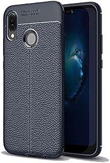 Huawei P20 lite Back case TPU Auto Focus - Blue