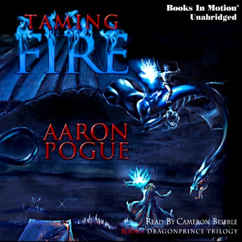 Taming Fire audiobook cover art