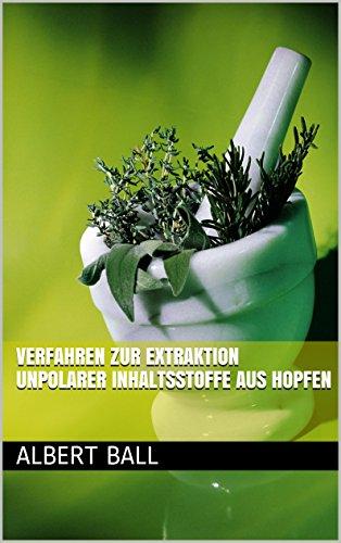 Verfahren zur Extraktion unpolarer Inhaltsstoffe aus Hopfen