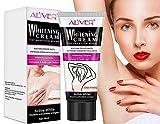 Arishine Armpit Whitening Cream, Lightening Cream Effective for Lightening & Brightening Armpit, Knees, Elbows, Sensitive & Private Areas, Whitens, Nourishes, Repairs & Restores Skin