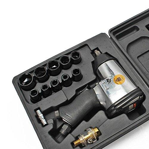 Avvitatore pneumatico 1/2 - pistola avvitatrice per ruote ad aria pneumatica con bussole
