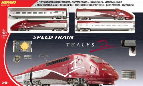 Mehano T106 - Thalys électrique échelle Train H0, réalisé sur la conception de True Thalysthe emballage peut...
