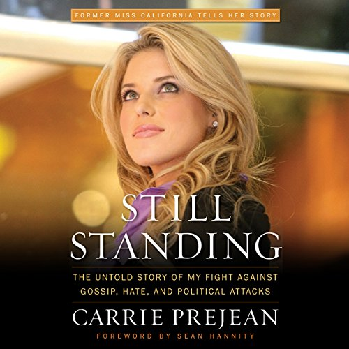 Still Standing: audiobook cover art