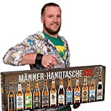 Kalea Männerhandtasche   Geschenkidee   Bier-Spezialitäten   Geschenk-Karton mit Henkel  ...
