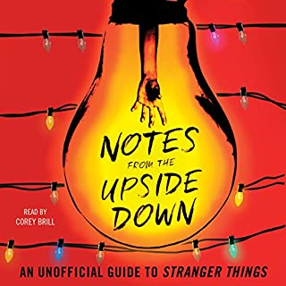 Notes from the Upside Down cover art
