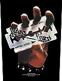 Judas Priest: British Steel Backpatch (Zubehör)
