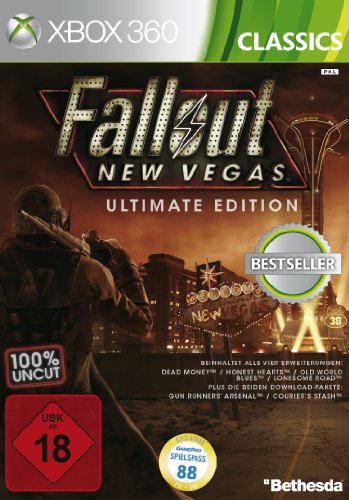 mächtig Fallout New Vegas-Max Edition [Software Pyramide] – – [Xbox 360]